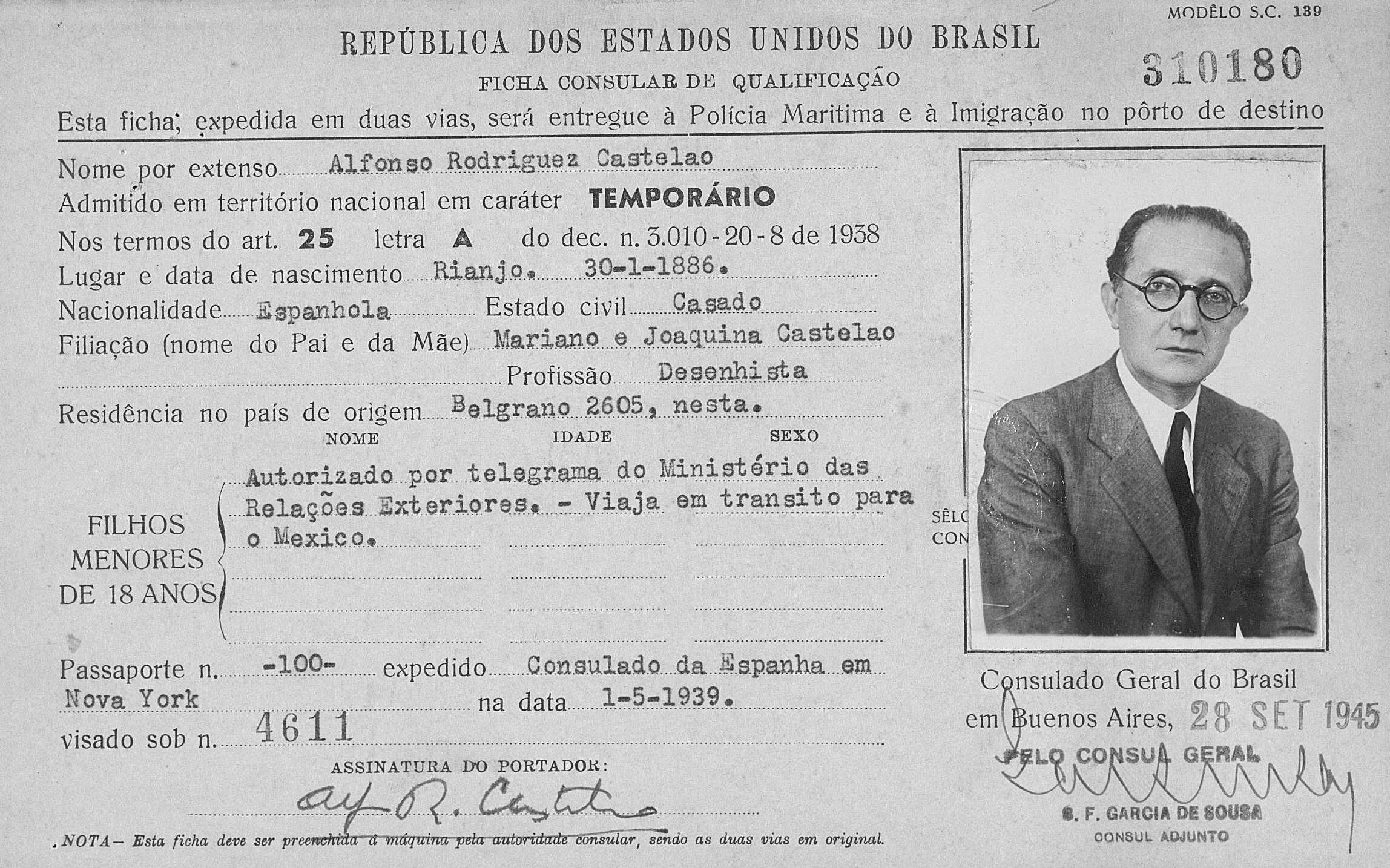 As histórias que contam os registros de migrantes (II)